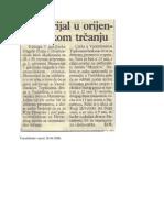 Članak Varaždinec 2006
