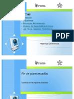 Planeacion Estrategia Comercio Electro-Unidad 1-01 NegociosElectronicos
