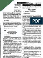 Identificación Estándar Datos (DS024-2005)