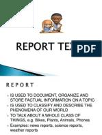 Report Teks