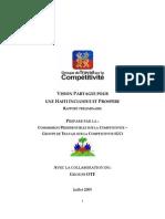 Rapport Sur La Competitivite