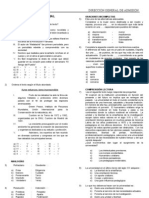 EXAMEN ORDINARIO 2012 - pasco