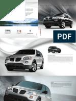 Pontiac Sv6 Brochure en CA