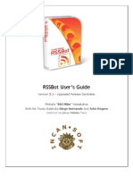 RSSBot User Guide