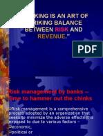 Main Risk Ppt