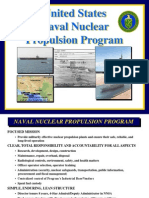 US Naval Nuclear Propulsion Program