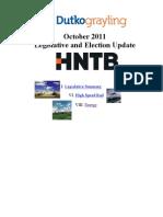 HNTB Legislative Updates