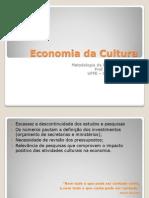 Economia Da Cultura-Metodologia