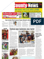 Charevoix County News - September 29, 2011