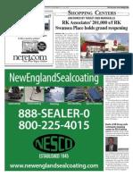 12b new england real estate journal • shopping centers • september 23 - 29, 2011