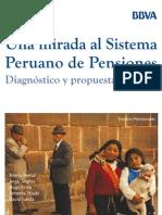 Una mirada al sistema peruano de pensiones