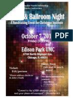 Ballroom Poster