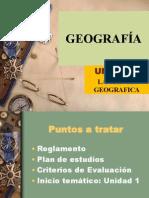 GEOGRAFÍA 1ra Clase (1.1)
