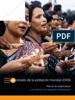 Estado de La Poblacion Mundial 2006