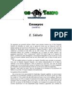 Sabato, Ernesto - Ensayos Ineditos
