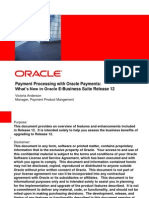 OraclePayment R12