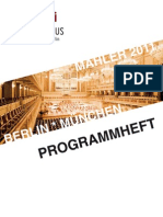 Cantus Domus 26.02.11 Konzert Mahler - Web-Programmheft