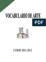 Vocabulario de Arte[1]