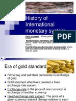 History+of+International+Monetary+System