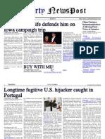 Liberty Newspost Sept-28-2011