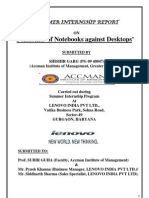 Lenovo Project PDF