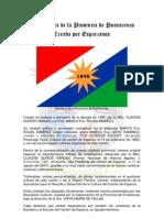 Puntarenas (Costa Rica) y su Bandera Provincial