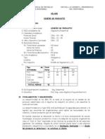 Silabo2011-2-Diseño de Producto