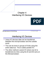 Interfacing IO Devices