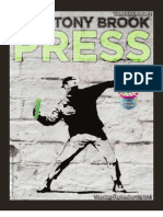 The Stony Brook Press - Volume 33, Issue 2
