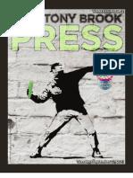 The Stony Brook Press - Volume 33, Issue 2