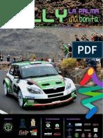 DG 3 to Particular XXXVIII Rallye La Palma Isla Bonita