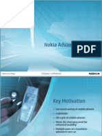 Nokia CK-7W Presentation