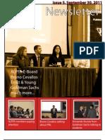 Alpfa Newsletter Fall2011 No. 5