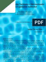 Nuevas tendencias del Derecho Ambiental, por Isabel De Los Ríos