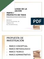 Metodología de la Investigación A