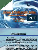 La Participación Social en la Gestión del agua
