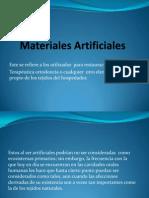 Materiales Artificiales-Higiene Parte 2