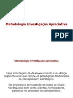 Metodologia da Investigação Apreciativa