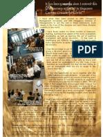 December 2006 Newsletter