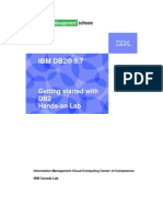 1.2 - Getting Started With DB2_Lab