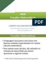 Funções Matemáticas