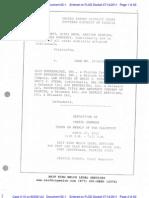 NEW DEPOSITION OF CHERYL SAMMONS-JULY 2011 - DAVID J STERN, DJSP, DAL ET AL