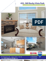 432 369 Rocky Vista Park NW - Feature Sheet