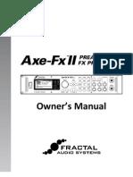 Axe Fx II Owners Manual 102