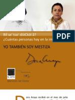 Cuántas personas hay en la imagen, Dora Araya, Bienal SIART 2011