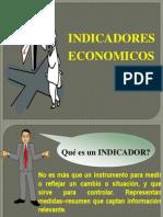 2. Indicadores económicos