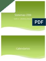 Uninter - CRM - Sesion 14 - Calendarios y Llamadas