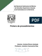 fichero clinica