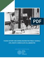 Boston Public Schools Civil Rights Curriculum