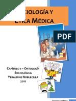 CAP. 1 - Ontología Sociológica